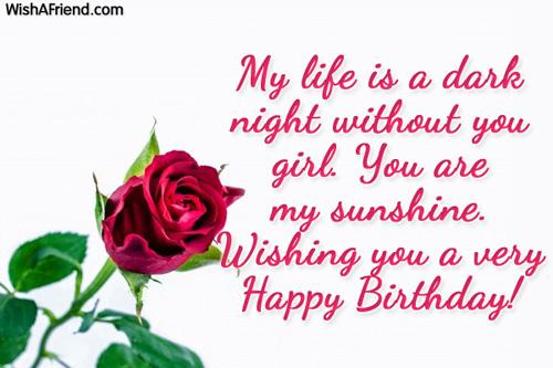 Verjaardag quotes dochter