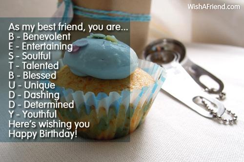 Best Status For Best Friend On His Birthday : Best friend birthday wishes