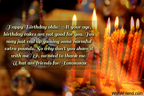 Just Stopping By To Say Happy Birthday: Funny Birthday Greetings