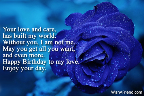 Birthday text messages for your girlfriend, how to get your