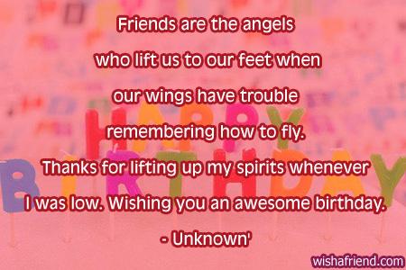 happy birthday to my best friend messages