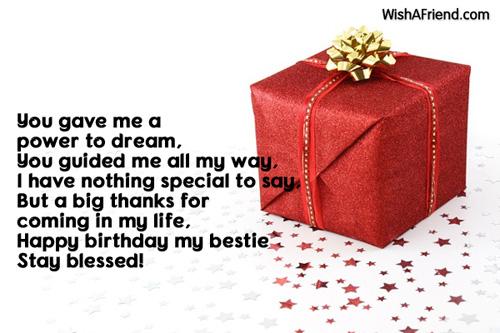Best Status For Best Friend On His Birthday : Best friend birthday wishes page
