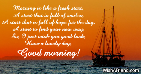 motivational good morning messages page 1