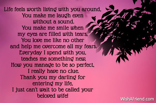 Love Quotes And Poems For Boyfriend: I love you poems for ...