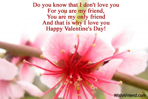 valentines day messages to your friends: valentines day messages, Ideas