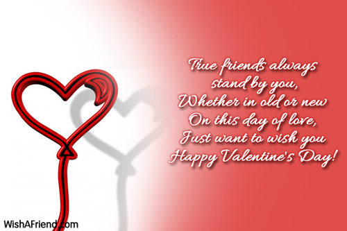 valentines day messages for friends page view images